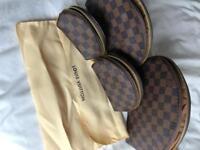 Louis Vuitton make up cases