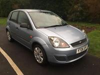 Ford Fiesta1.4 petrol manual 1 year MOT 95K miles HPI clear part Exchange negotiable
