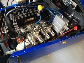 2lt Ford Pinto Head + piper 285 cam