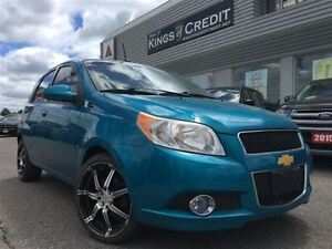 2009 Chevrolet Aveo LT /AUTOAIR / LOADED / ALLOYS