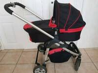 iCandy Cherry Pram with Carrycot Unit