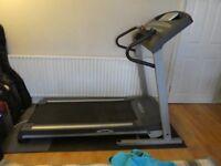 Weslo Cadence 26.0 Folding treadmill.