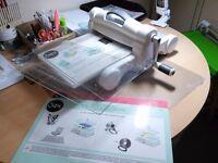 Sizzix Big Shot Plus A4 die cutting machine