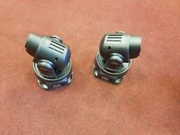 Pair of Eurolite LED TMH-8 Moving Head Spot lights