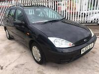 FORD FOCUS 1.8 TDDI ESTATE 12 MONTHS MOT DRIVES VERY WELL 2005 LAST IN THE MODEL