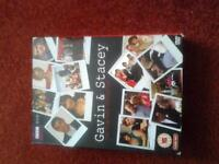 Gavin & Stacey Complete Collection DVD boxset for sale
