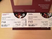 Sister Act theatre tickets x 2, £70, Friday 28th April in Cardiff