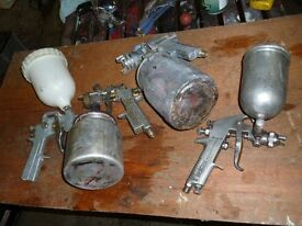 spray guns for spares