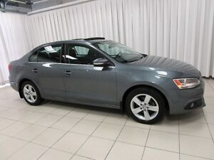 2014 Volkswagen Jetta NOW THAT'S A DEAL!! TDI DIESEL COMFORTLINE