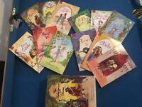 Set of 12 books - Shakespeare Stories for Children