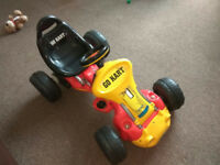 Maplin Ride on go kart - Collection only
