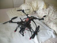 Alien 560 Folding Quadcopter Drone FPV