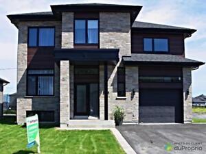 545 000$ - Maison 2 étages à vendre à Chambly