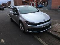 Vw scirocco 2.0 diesel Gt tdi 170 A-S 3dr 2010