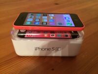 Apple iPhone 5c / 8Gb Storage / on 3 (Three) Network - Phone