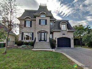 539 000$ - Maison 2 étages à vendre à St-Basile-Le-Grand