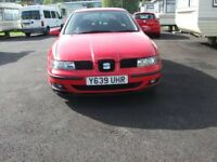 swap or sell 2001 seat leon 1900 tdi se