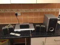 Sony DAV-DZ100 5.1 - 720 Watt Home Theatre System