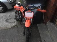 125 pitbike / pit bike / off road / mx / dirt bike