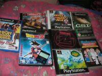 playstation Bundle of games