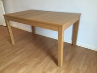 IKEA Extendable Dining Table For Sale (Collection Only)