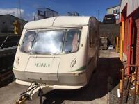 2 Berth Caravan Elddis Mistral XL
