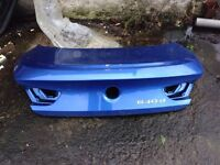 BMW 6 SERIES F12 F13 BOOT LID COUPE EXCELLENT CONDITION BREAKING 1 3 5 6 7 SERIES