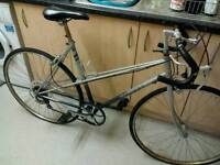 Ladies classic Raleigh racing bike model is a nova short nice condition