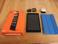 Kindle fire HD 8 6th edition 16gb in blue