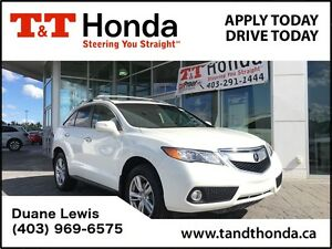 2014 Acura RDX Tech Pkg *1 Owner, No Accidents, Bluetooth*