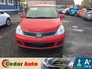 2009 Nissan Versa 1.8 S - Managers Special