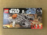 Lego 75152 - Star Wars Imperial Assault Hovertank - Brand New in the Box and Sealed