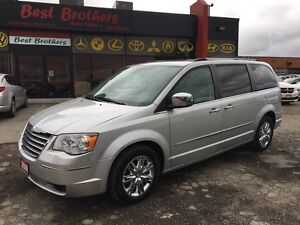 2008 Chrysler Town & Country Limited 4.0L Swivel & Go