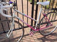 Lovely ladies vintage bike