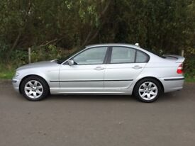 BMW 3Series 320d Less than average mileage. Diesel Auto Full Leather Fully Loaded Proper Car 1yr MOT