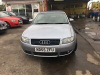 Audi A4 CABRIOLET 1.8 T Sport Cabriolet 2dr full service history.