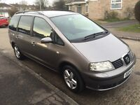 Seat Alhambra automatic diesel