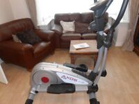 Kettler Elliptical Axos Moto M Trainer in Very Good condition