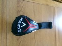 Calloway X Hot Driver Headcover. (BRAND NEW)