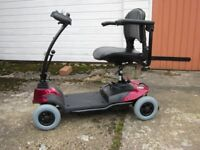 Lightweight Mobility Scooter - Drive ST1