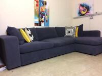 John Lewis by Tetrad Valencia corner sofa RRP £2200