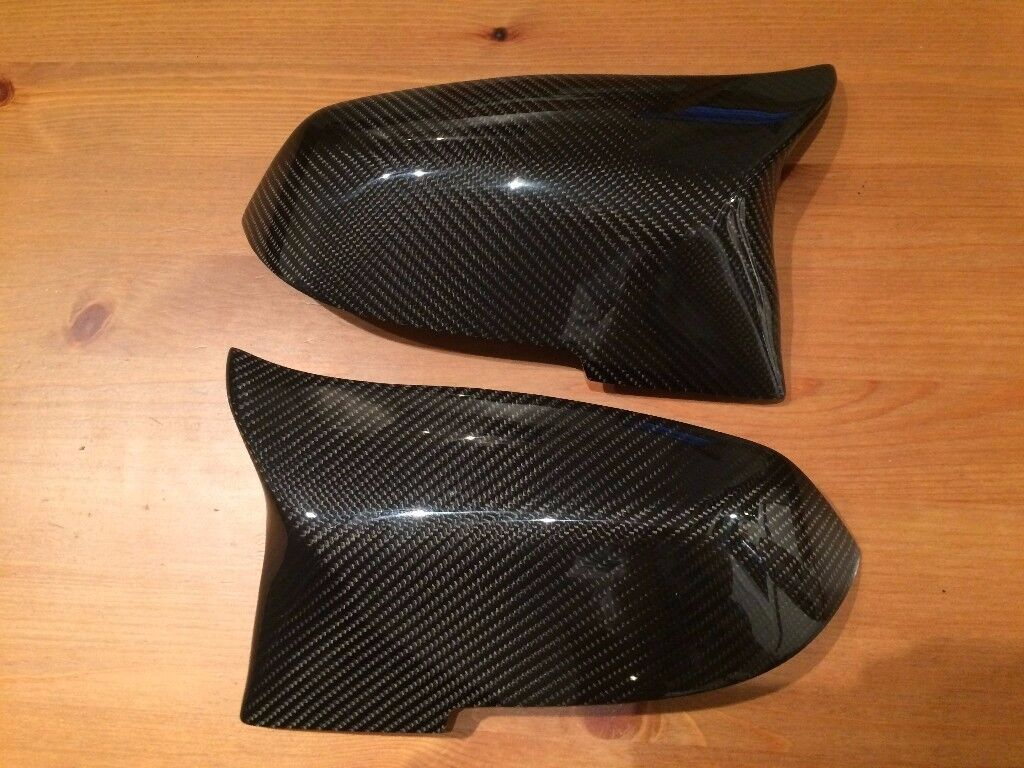 New Carbon Mirror Covers BMW M4 Series