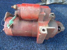 Starter Motor fits Mercruiser Staggered Bolt Hole