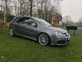 2007 VOLKSWAGEN GOLF 3.2 HPI CLEAR PX WELCOME