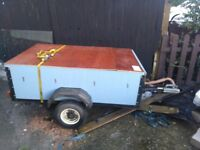 Trailer for sale 5foot by 3 foot