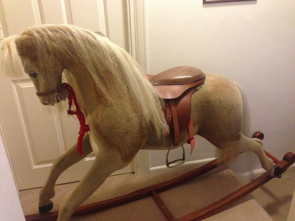 Rocking horse. up to age 12
