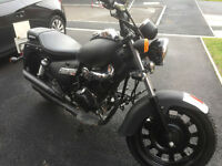 2015 keeway superlight 125cc learner leagal Custom Cruiser