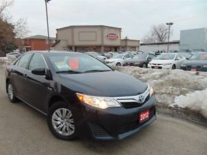 2012 Toyota Camry HYBRID- EXCELLENT CONSUMPTION-ONE OWNER