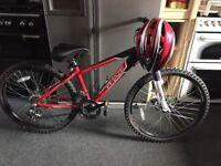 Mens/Boys Mountain Bike