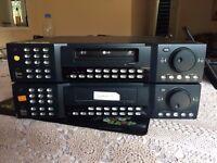 VXM4-8/500 8 Channel Digital Video Recorder CCTV DVR 500GB LAN Alarm Audio VGA